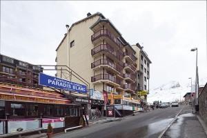Apartamentos Paradis Blanc