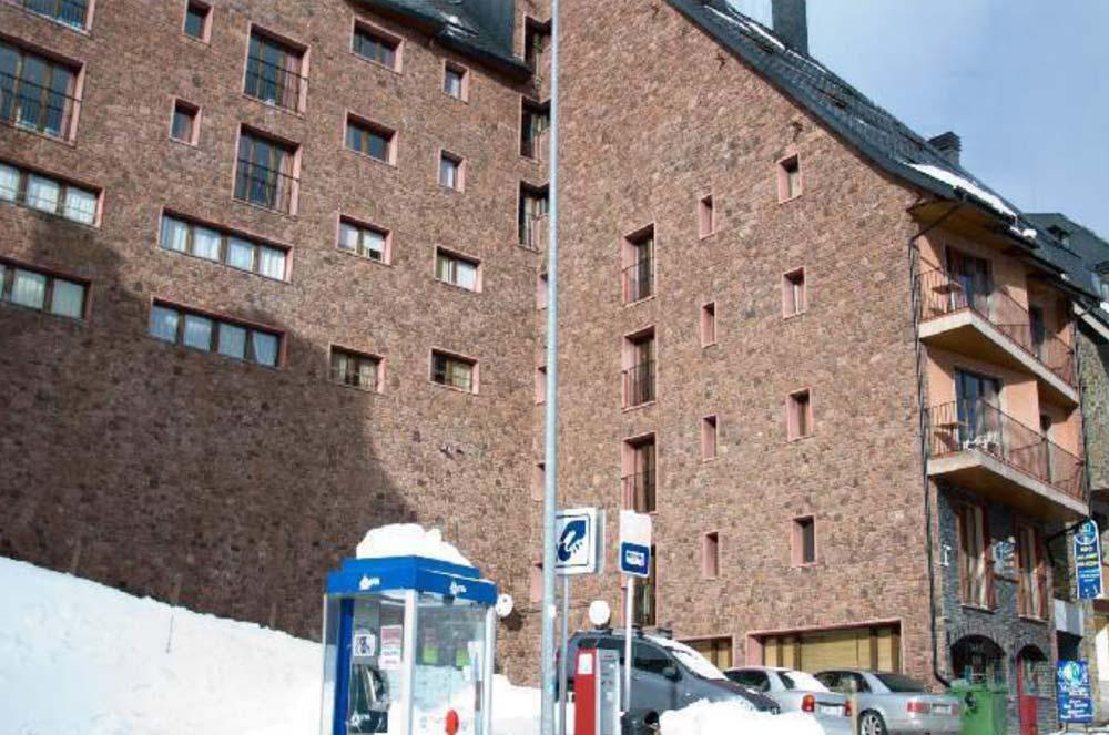 Apartamentos Manzano