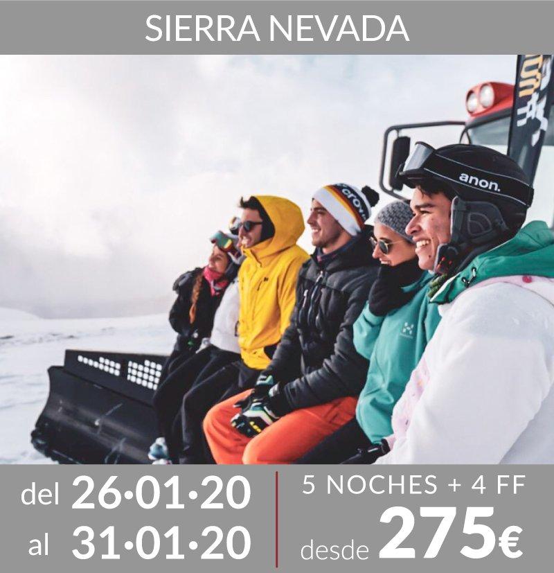 SIERRA NEVADA SNOWPARTY '20
