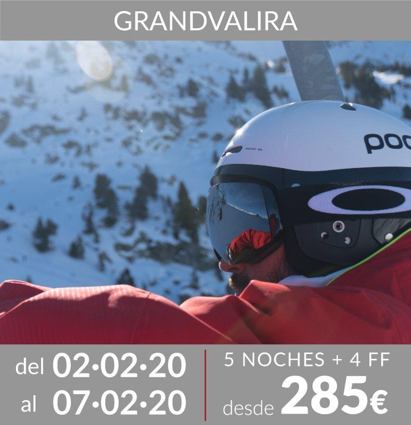 2ª GRANDVALIRA SNOWPARTY '20