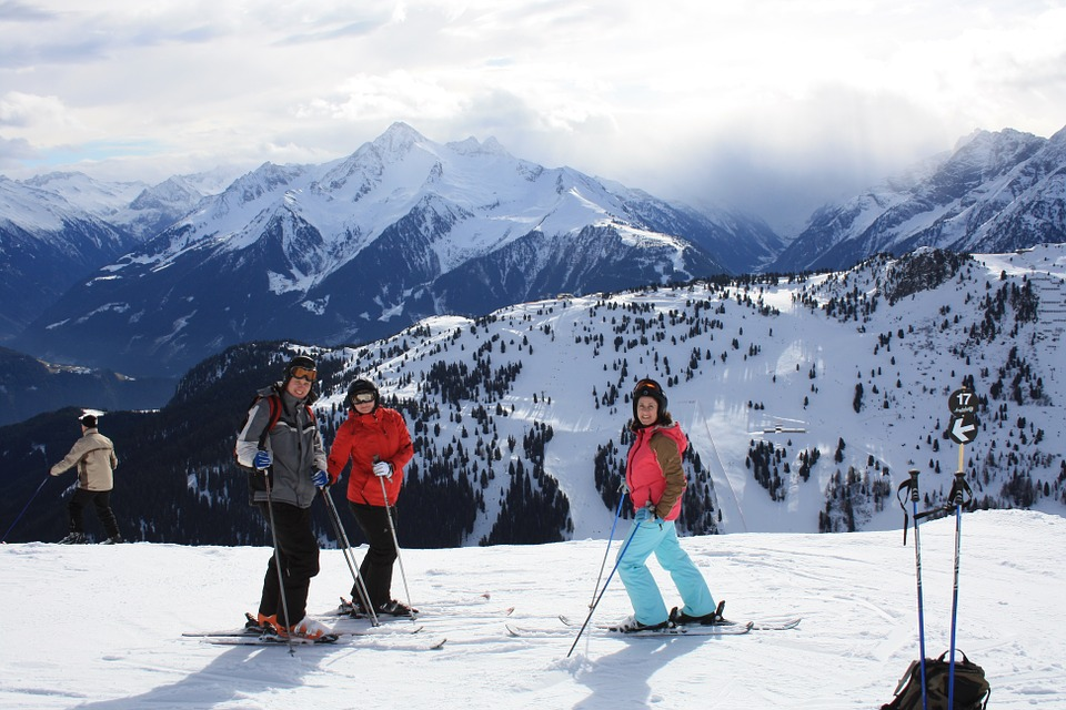 esqui-diversion