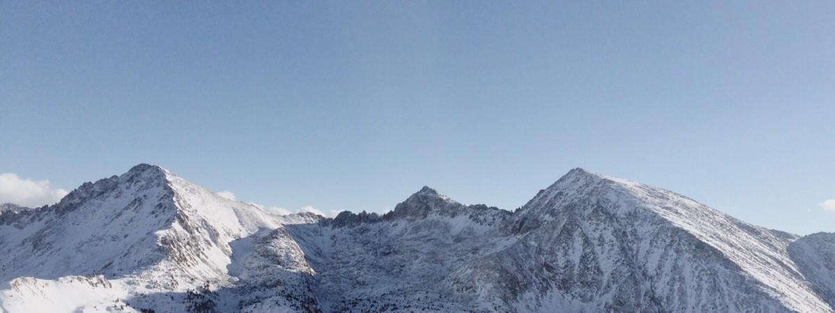 nieve en Andorra