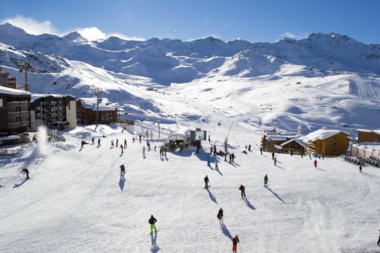 Aprende a esquiar