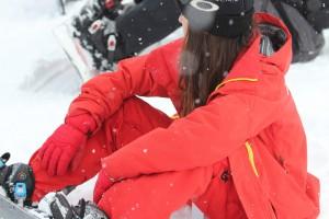 Nieve en Grandvalira