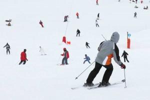 Competi amateur esquí Valdelinares