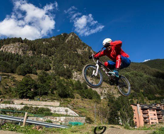 Mountain Park en Vallnord